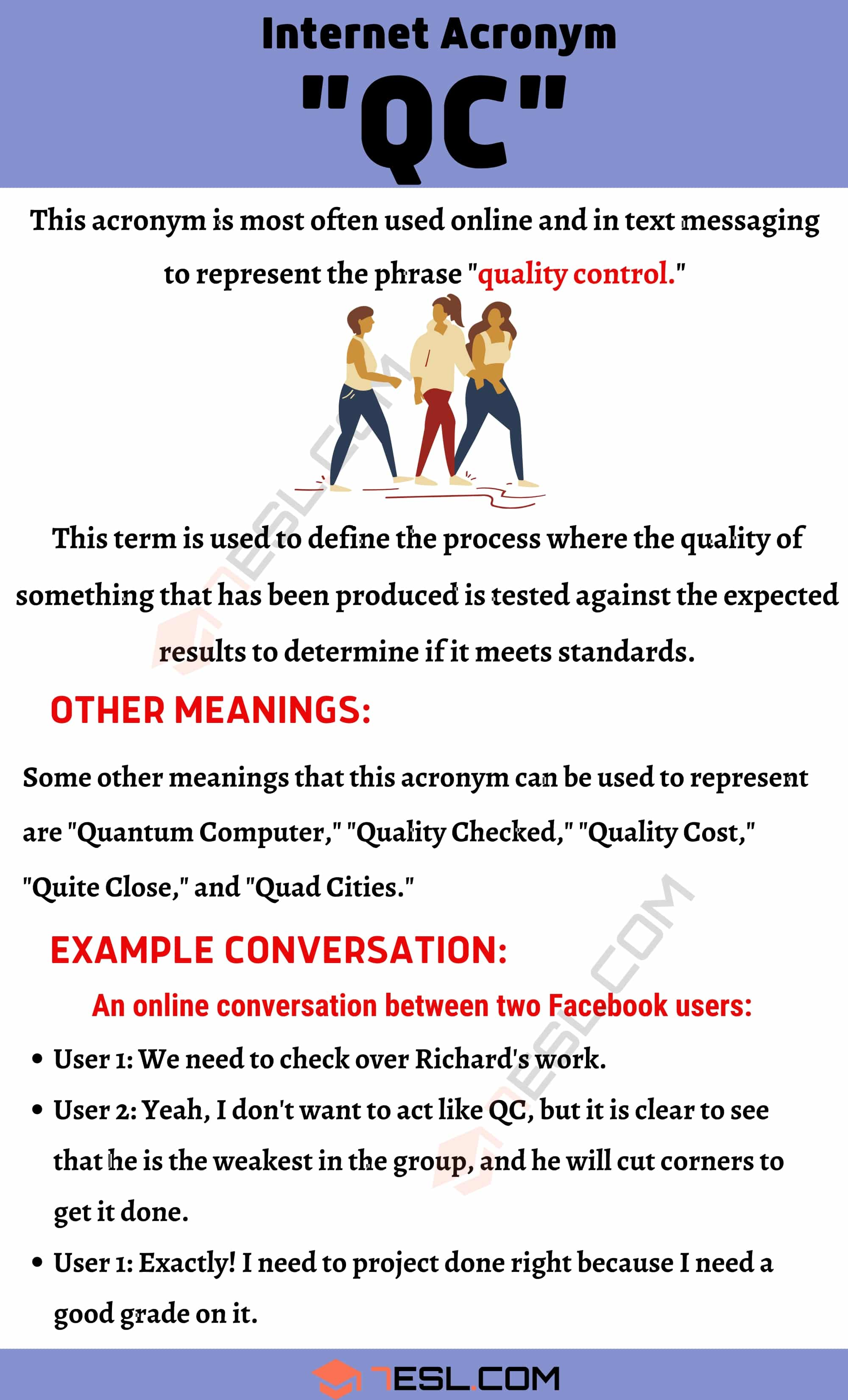 """QC Meaning: What Does This Useful Acronym """"QC"""" Mean?"""