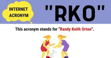 """RKO Meaning: Examples and Definition of the Useful Acronym """"RKO"""""""