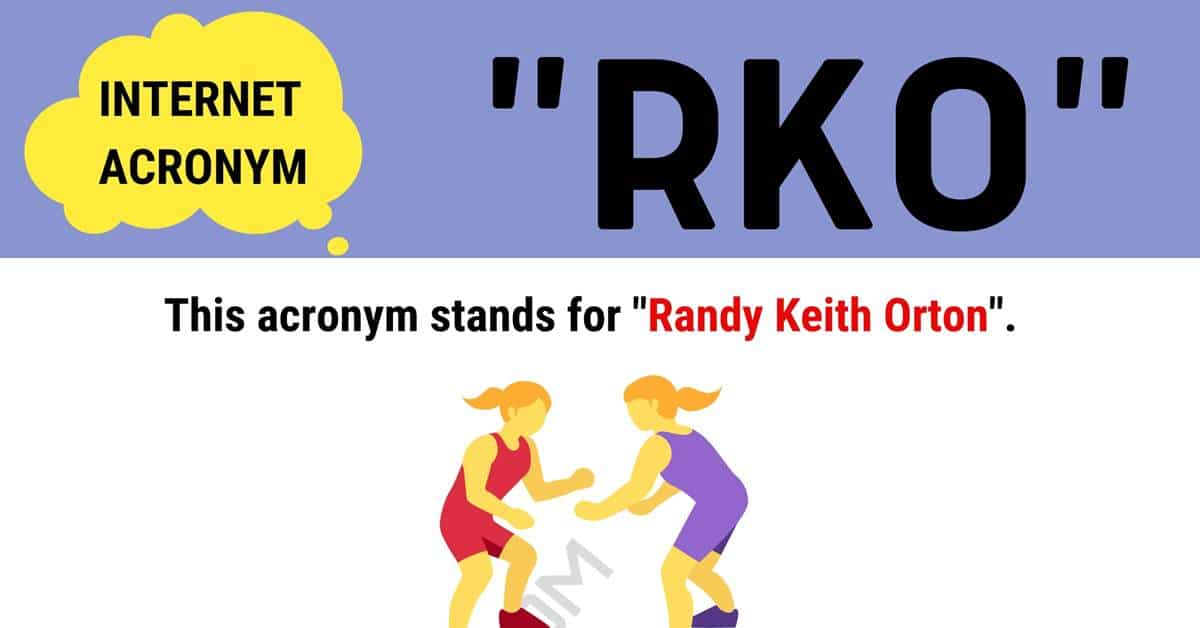 "RKO Meaning: Examples and Definition of the Useful Acronym ""RKO"" 1"