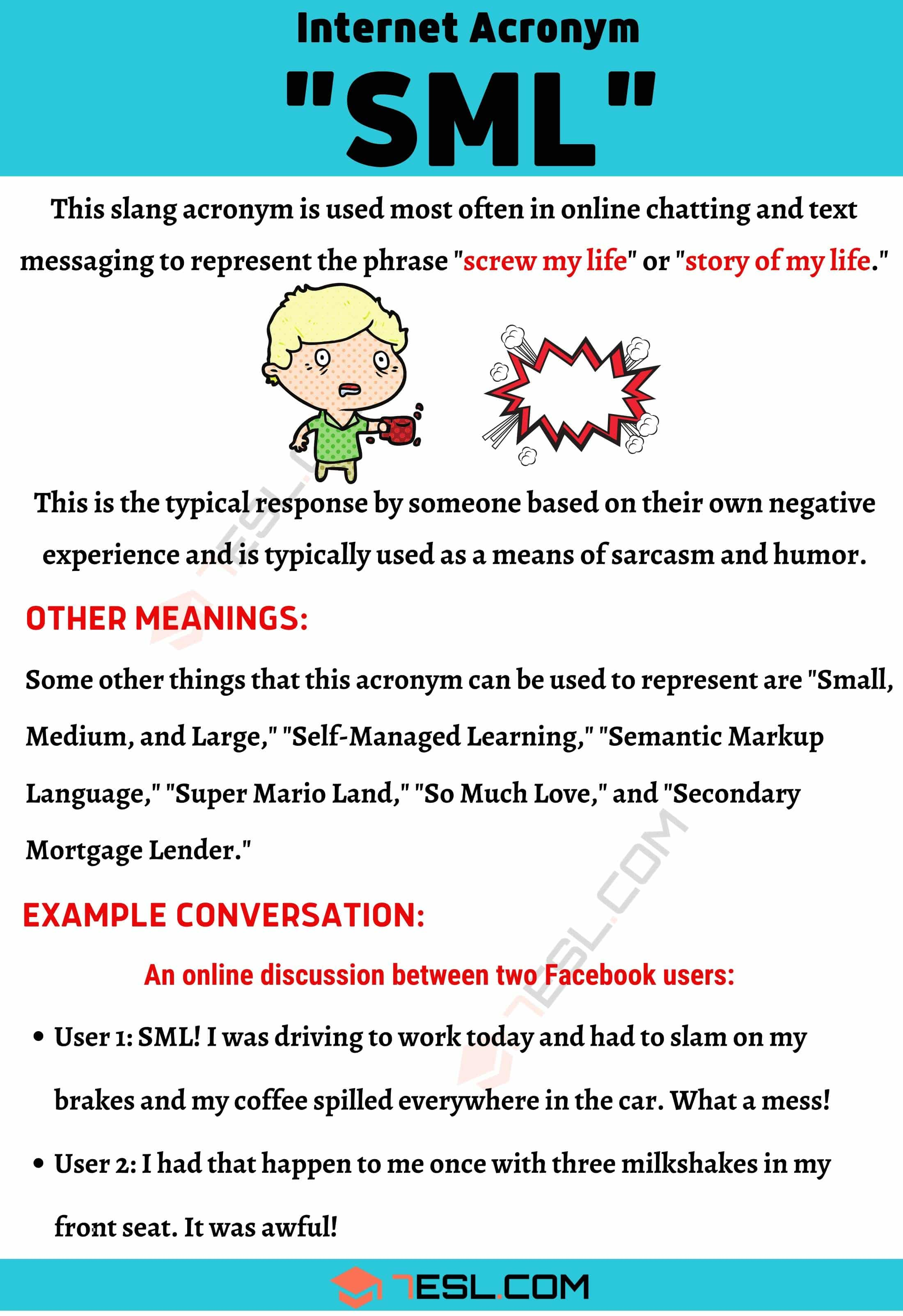 SML Meaning: How To Use This Term Correctly?