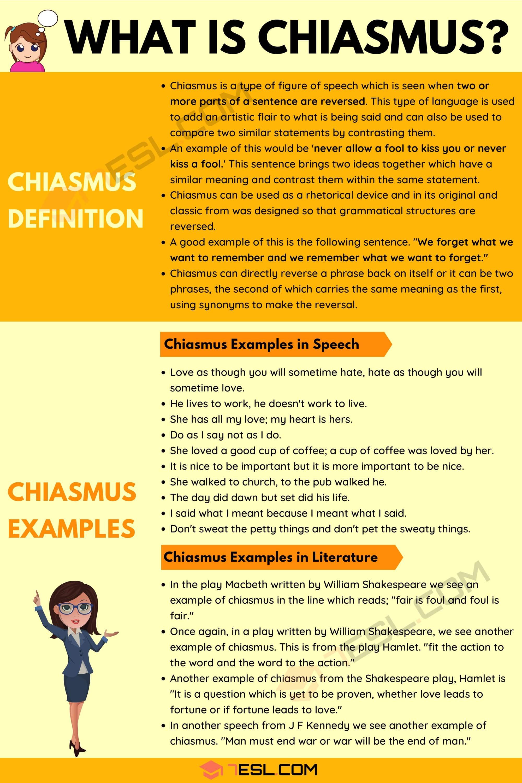 Chiasmus