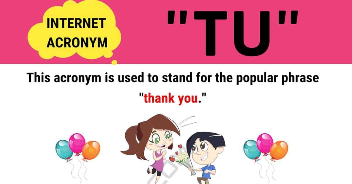 "TU Meaning: What Does the Popular Acronym ""TU"" Mean? 1"