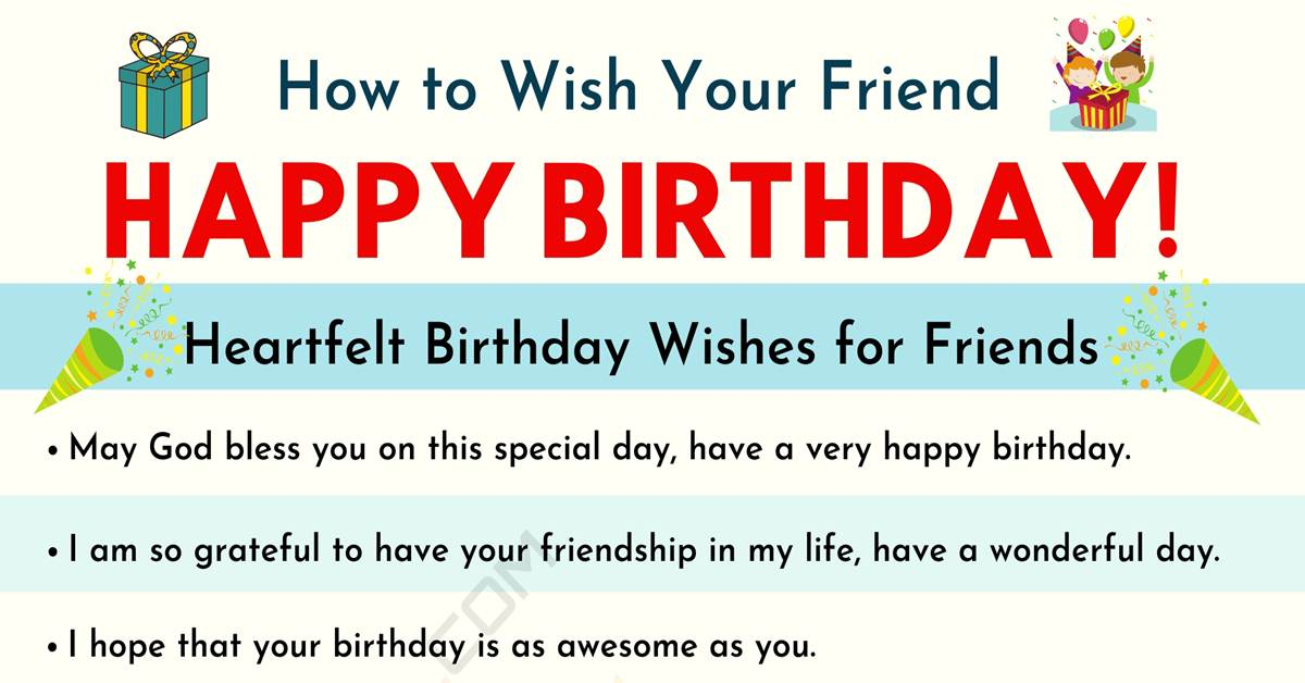 Peachy Happy Birthday Friend 35 Heartfelt And Funny Birthday Wishes For Funny Birthday Cards Online Alyptdamsfinfo