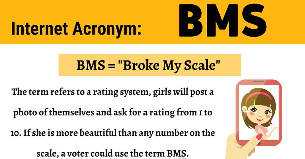 BMS Meaning: What Does this Interesting Acronym Mean and Stand for? 1