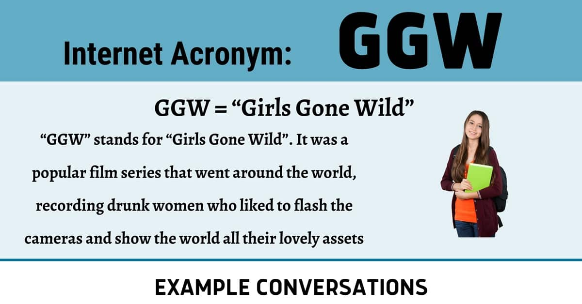 "GGW Meaning: What Does the Term """"GGW"" Mean and Stand For? 1"