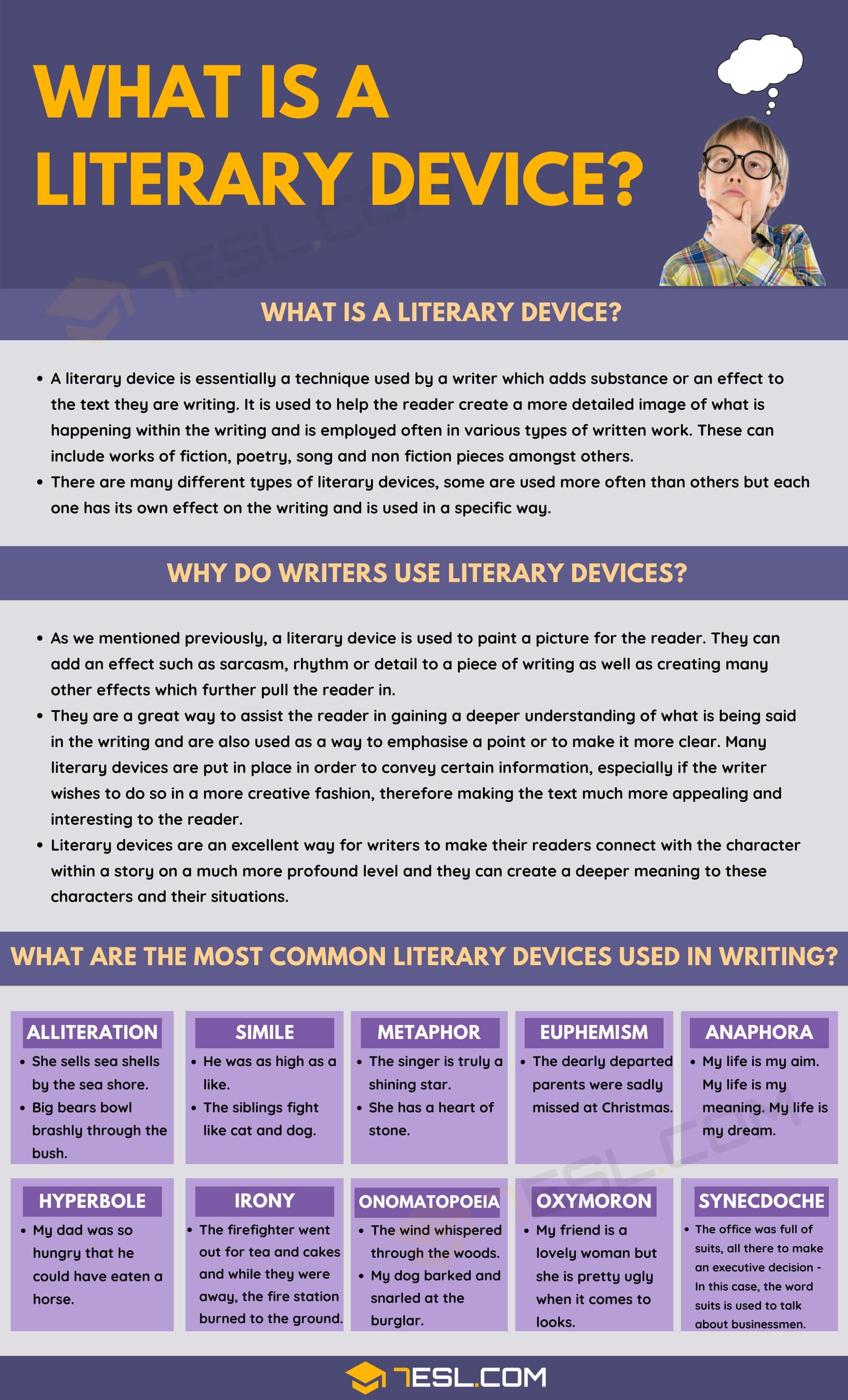 Literary Device