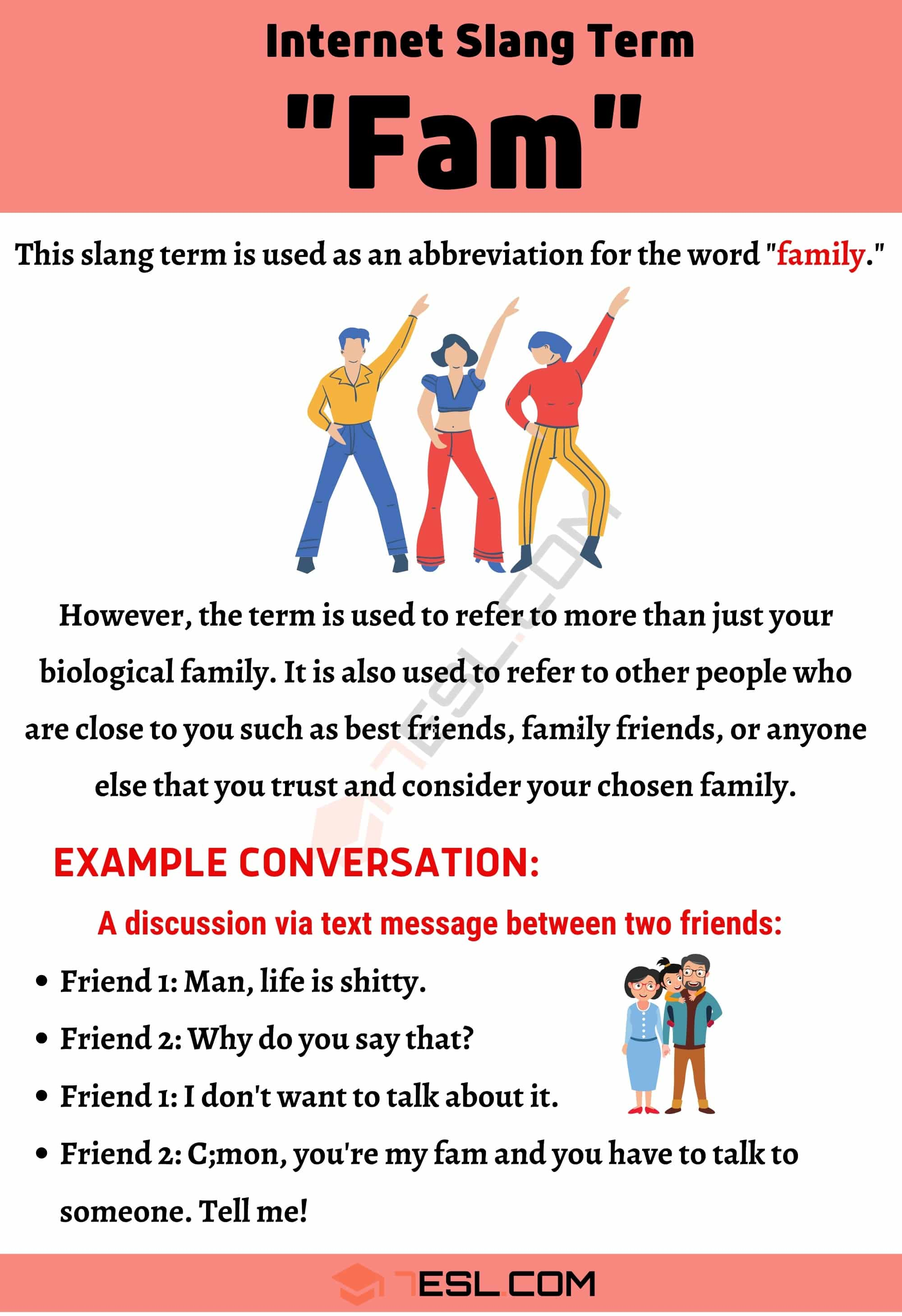 Fam Meaning: What Does This Popular Term Mean on Social Media?