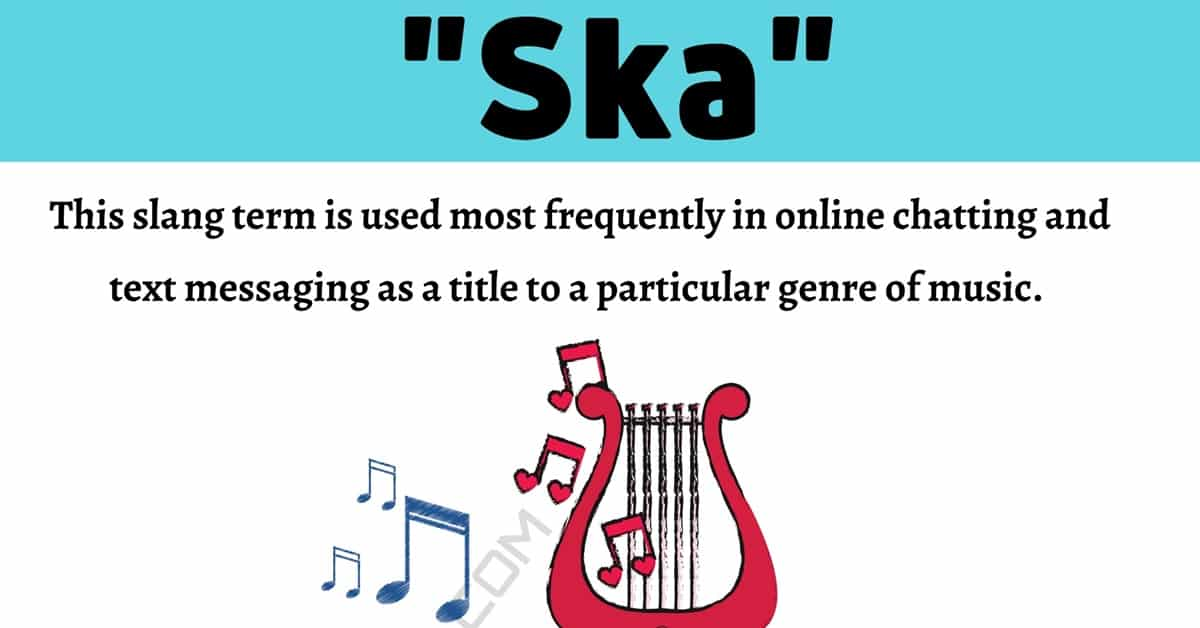 """""""Ska"""" Meaning: What in the World Does This Term """"ska"""" Mean? 1"""