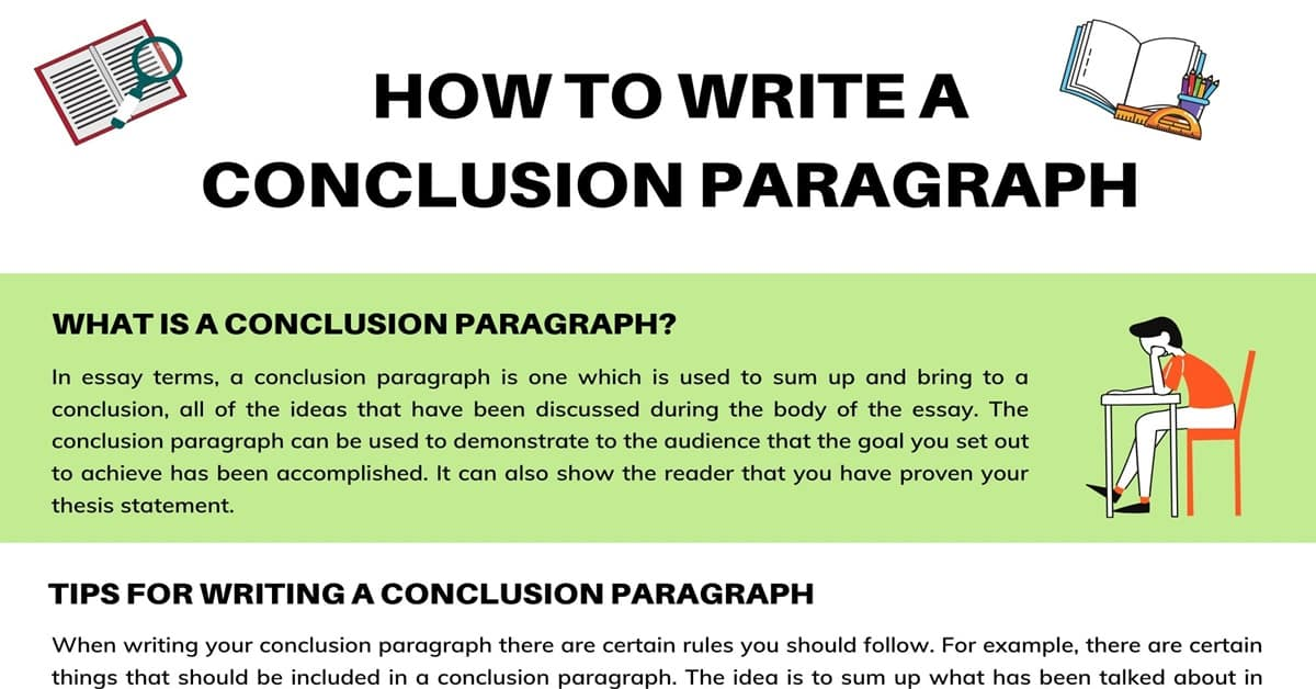 how to properly write a conclusion