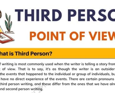 Third-Person Point Of View: What Is It And How Do I Use It? 9