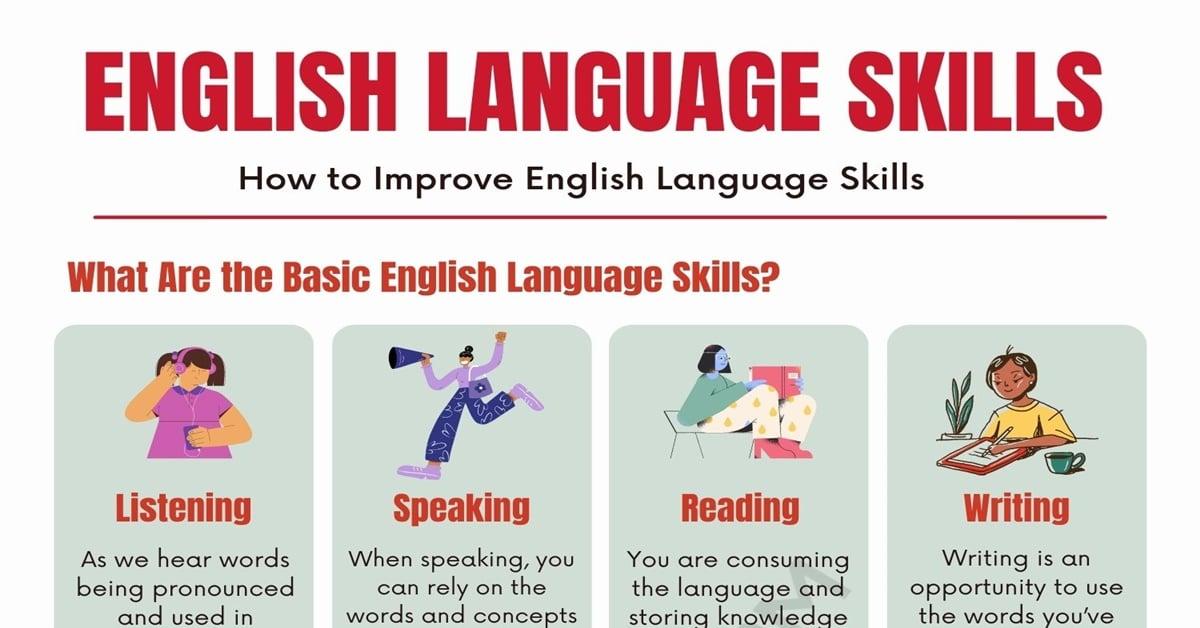 How to Improve English Language Skills